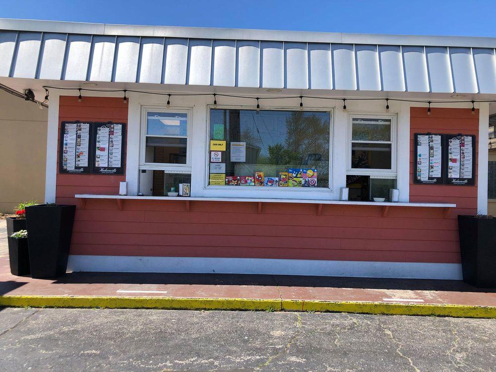 Norms Ice Cream: 1453 Washington Ave, Grand Haven, MI