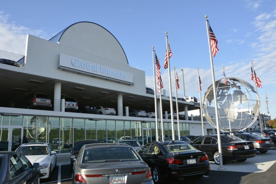BMW Dealership Near Me >> Global Imports BMW - 13 Photos - Car Dealers - Atlanta, GA ...
