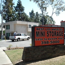 Charming ... Photo Of West L A Mini Storage Culver City Culver City Ca United ...