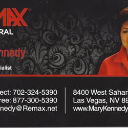 Mary Kennedy - RE/MAX Central - Real Estate Agents - 8400 W