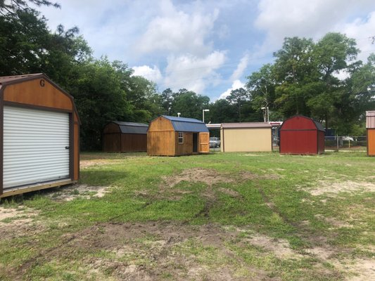 Graceland Portable Buildings - Sheds & Outdoor Storage