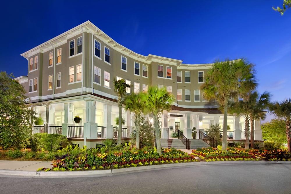Daniel Island Village Apartments Charleston Sc