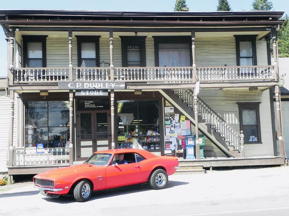 C P Dudley Store: 2915 US Rt 2, East Montpelier, VT