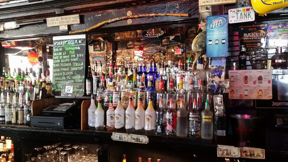 Dive Bars Near Daytona Beach