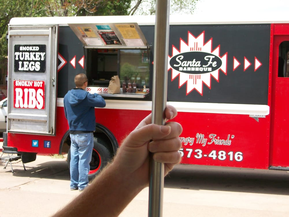 Santa Fe Bbq Food Trucks