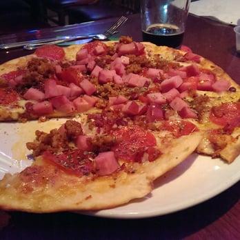 Photo Of Carolina Ale House   Jacksonville, NC, United States. Meat Head  Pizza