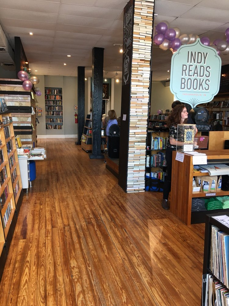 Indy Reads Bookstore