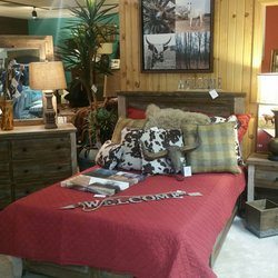 Photo Of Miller Waldrop Furniture   Ruidoso Downs, NM, United States.  Rustic Bedroom
