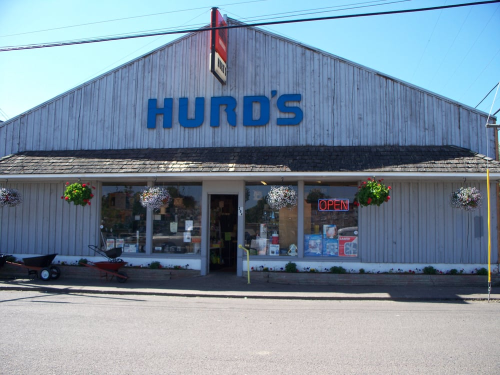 Hurd's Hardware & Custom Machinery Inc: 204 Moore St, Harrisburg, OR