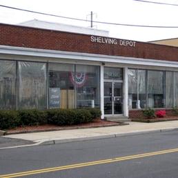 Shelving Depot - Office Equipment - 419 W Elizabeth Ave, Linden ...