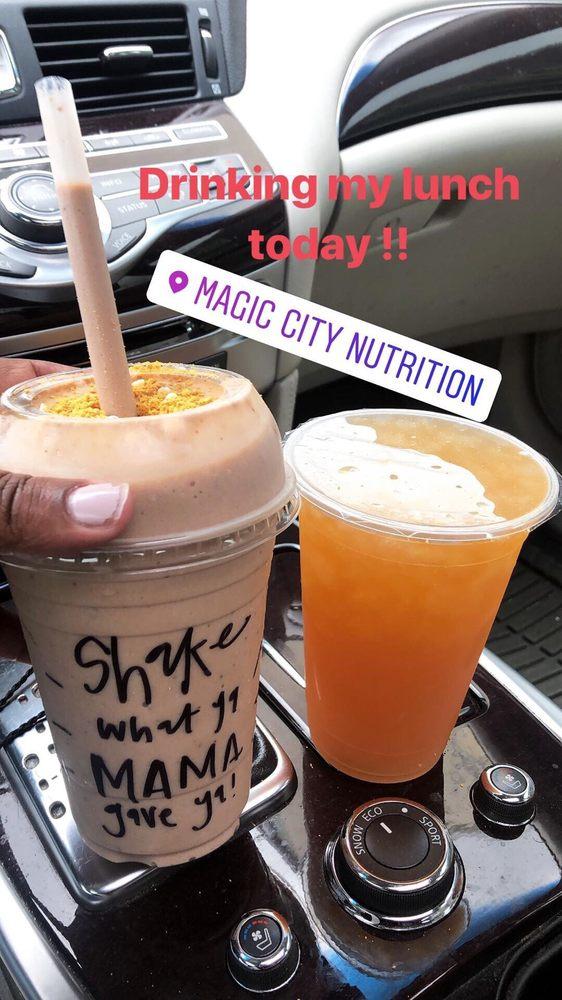 Magic City Nutrition