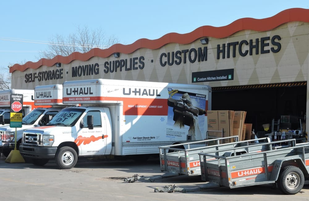 U-Haul Moving & Storage of Lower Greenville - (New) 15
