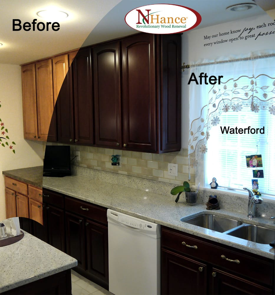 Photo Of Nhance Eugene Or United States Kitchen Cabinet Color Change