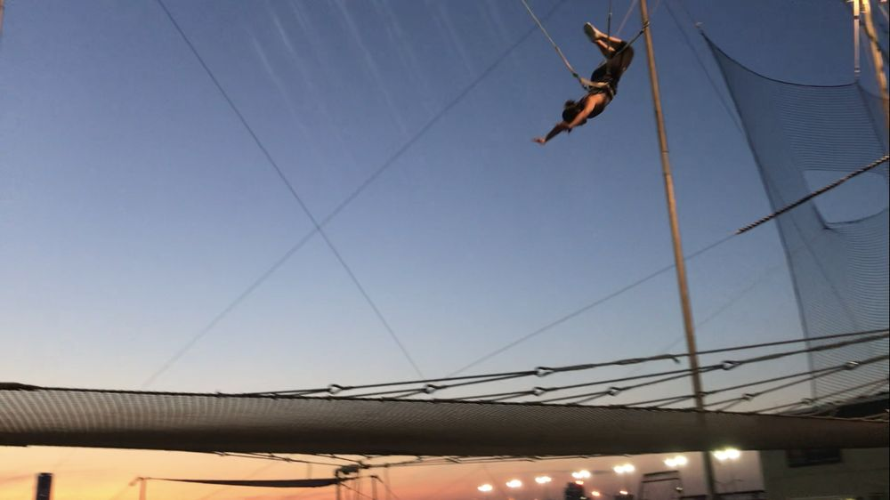 Trapeze School New York: 353 West St, New York, NY