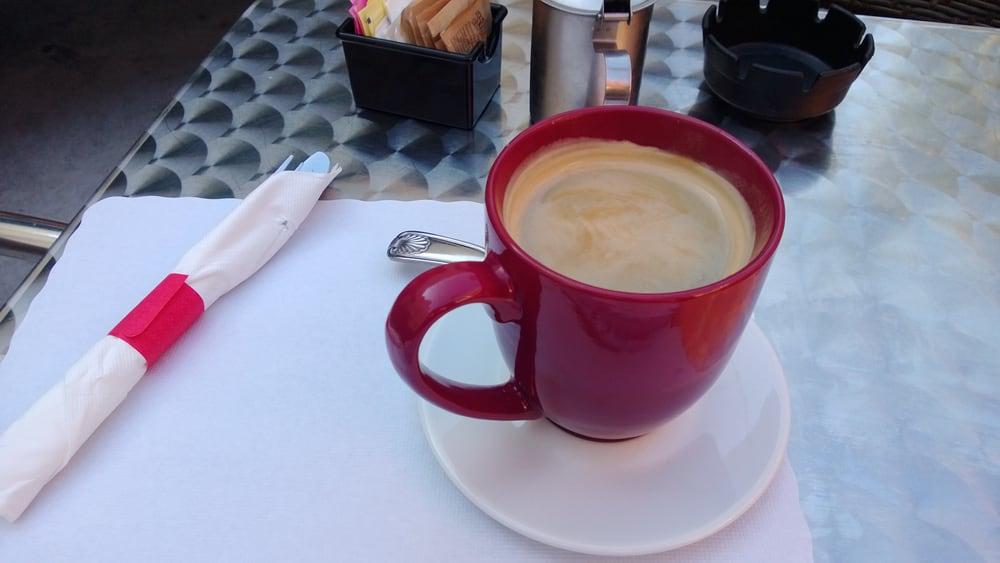 Cafe Sole Luna Menu
