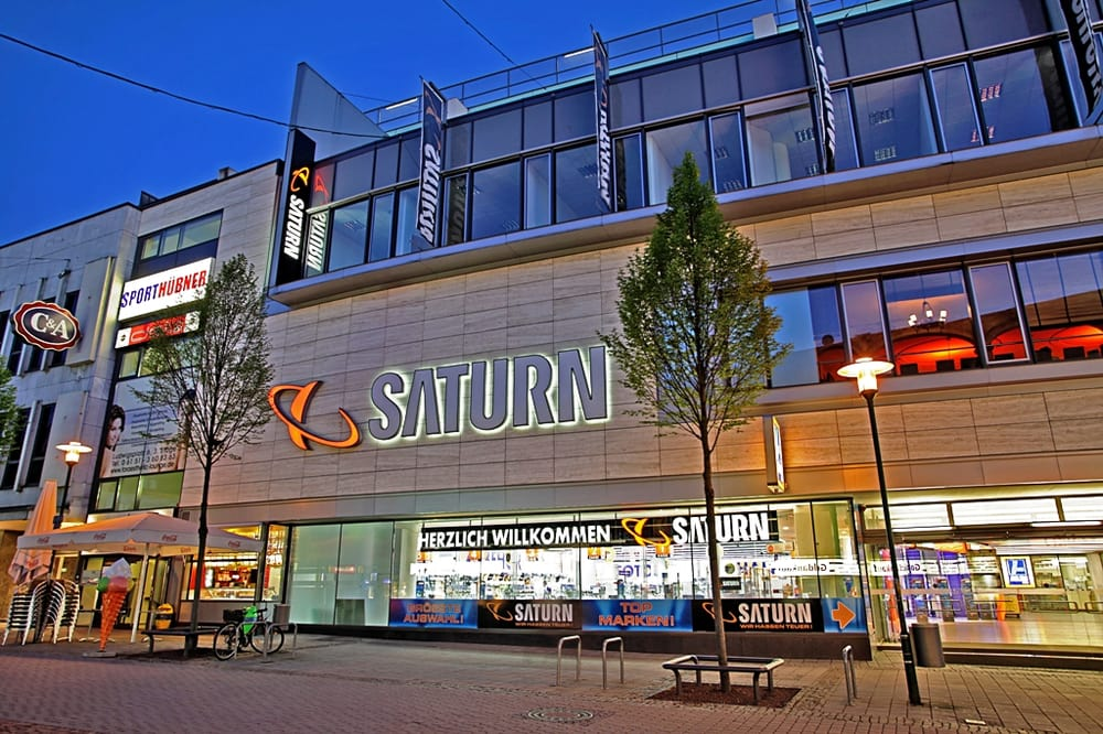 aussenansicht saturn ludwigsplatz 6 64283 darmstadt yelp. Black Bedroom Furniture Sets. Home Design Ideas