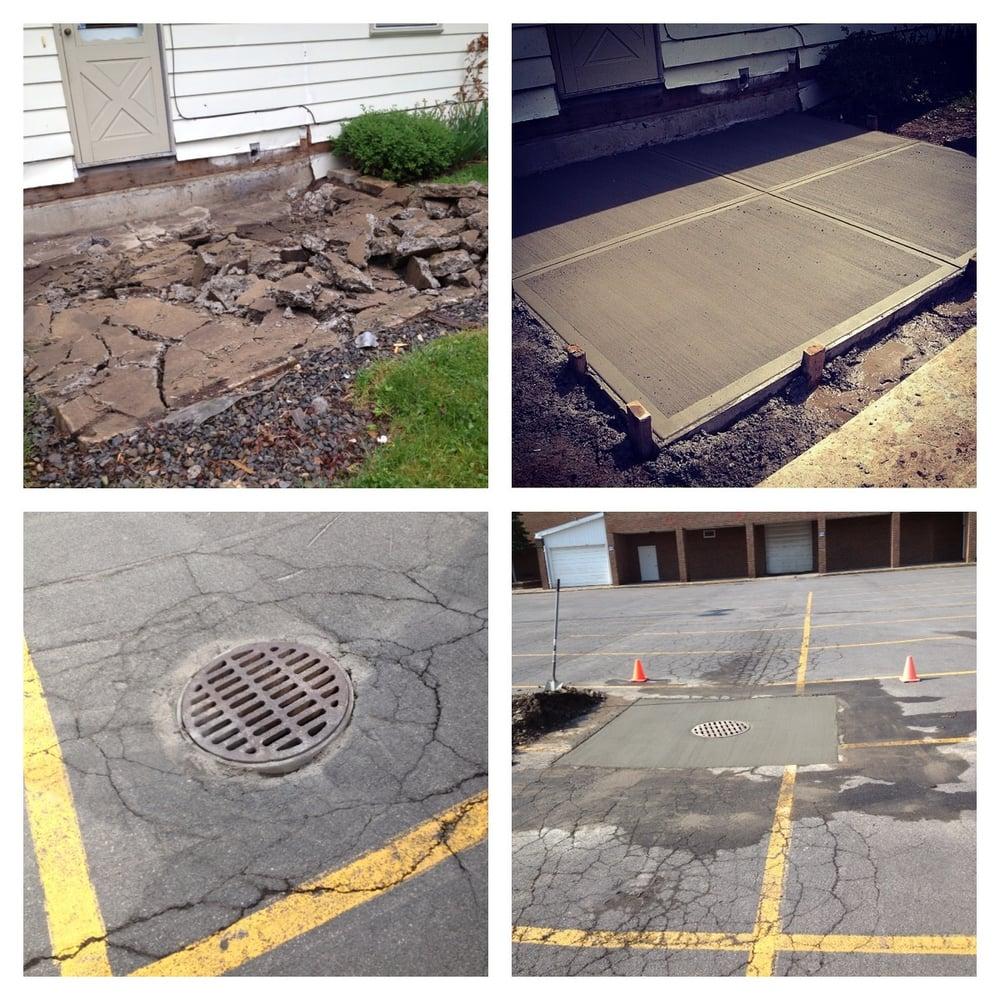 Borek's Concrete: Clinton, NY
