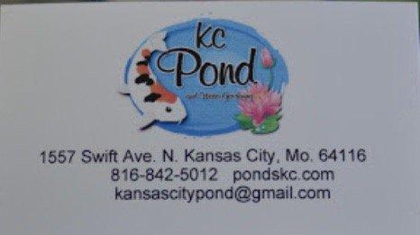 Kansas City Pond & Water Gardening: 1557 Swift St, North Kansas City, MO