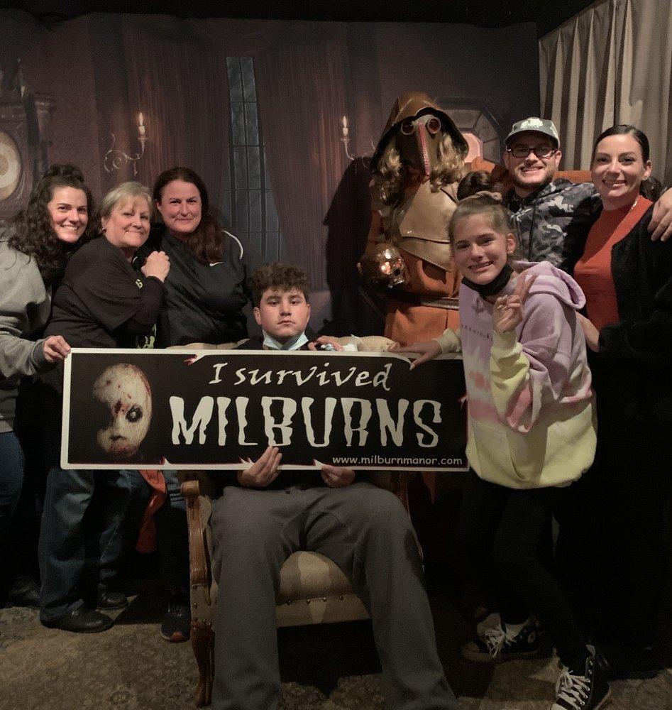 Milburn's Haunted Manor