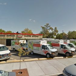 Uhaul truck rental denver