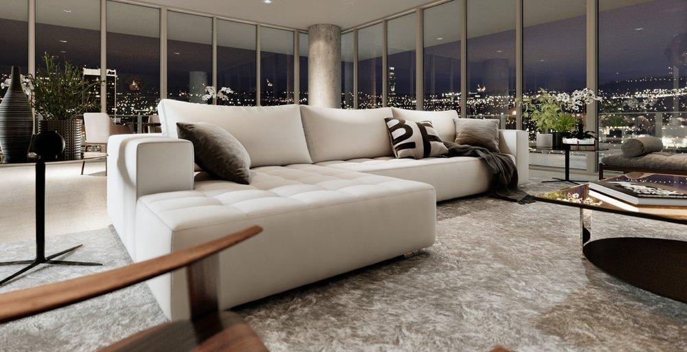 Photo Of SoBe Furniture   Boca Raton, FL, United States. Custom Havana  Sectional