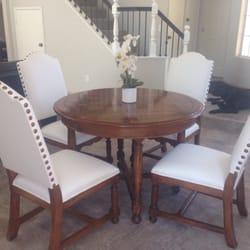 Photo Of Rudyu0027s Custom Upholstery   Murrieta, CA, United States. 4 Upholstered  Chairs