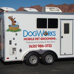 Mobile Dog Grooming Cave Creek