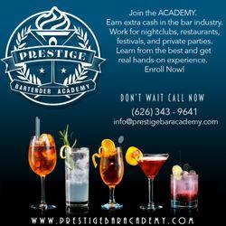 Prestige Bartender Academy 37 Photos Bartending Schools 200 S