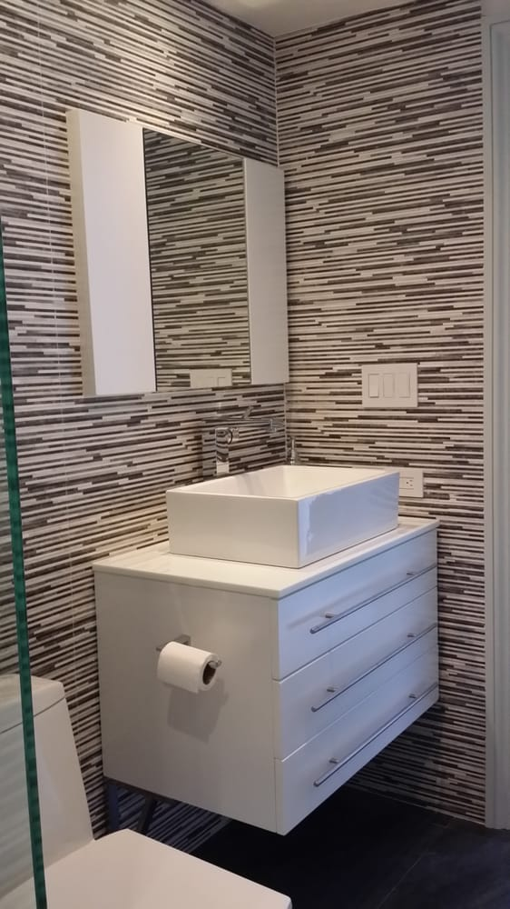 32 39 White Vanity By Bath Trends Yelp