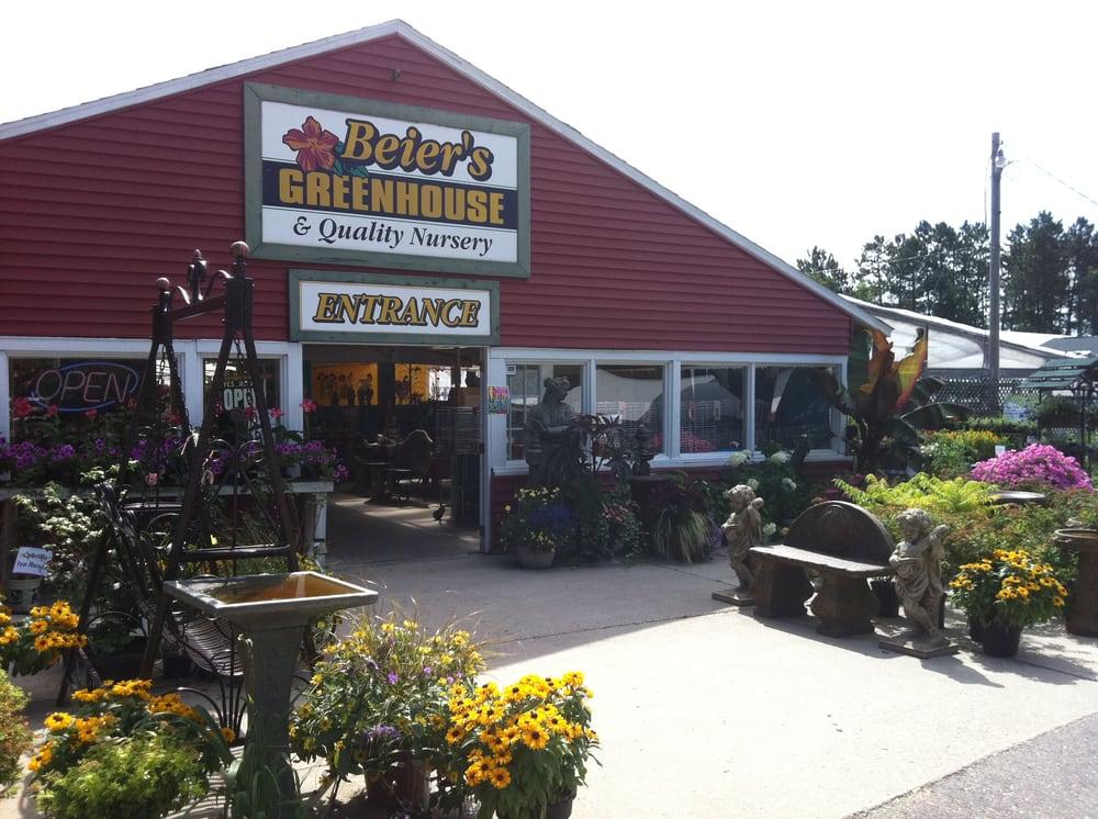 Beier's Greenhouse: 2707 Midway Ln, Grand Rapids, MN