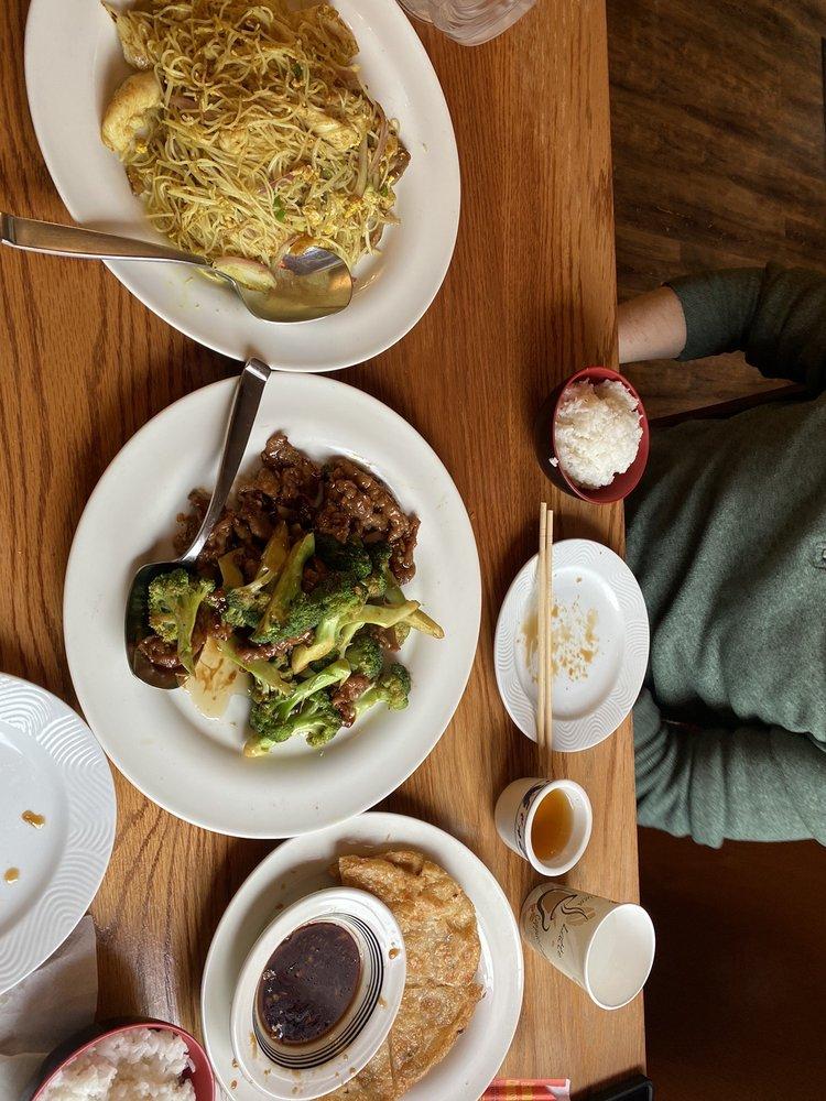 Food from Tsingtao House