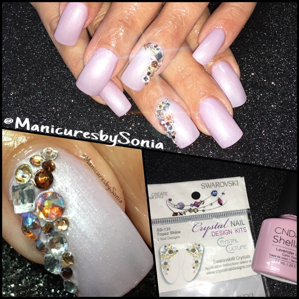 Manicures by Sonia: 312 S 2nd Ave, Barstow, CA