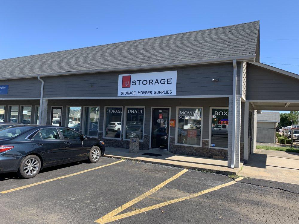 Conway U Storage: 2850 Prince St, Conway, AR