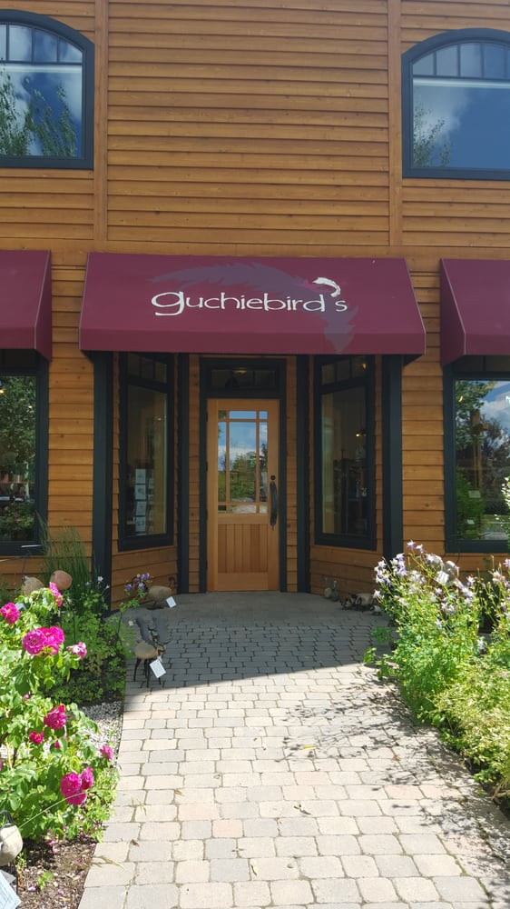 Guchiebird's: 160 E Little Ave, Driggs, ID