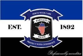 Bartlett Police Department: 228 S Main St, Bartlett, IL