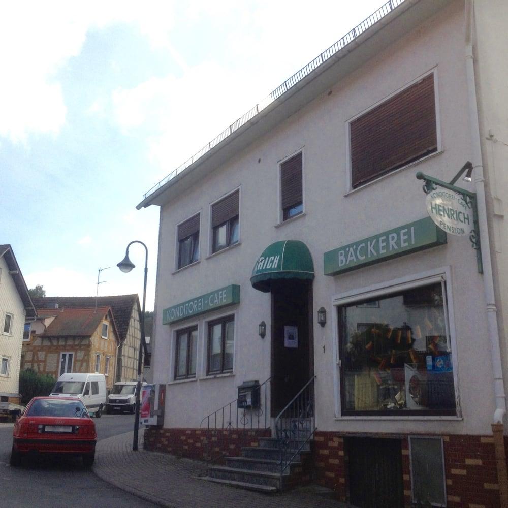 Café Pension Henrich - Café - Taunusstr. 1, Schmitten, Hessen ...