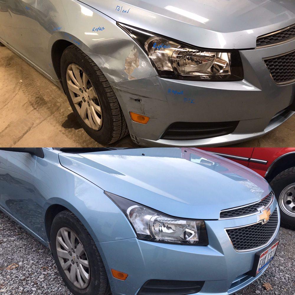 Barckhoffs Auto Body: 6393 Tuscarawas Rd, Midland, PA
