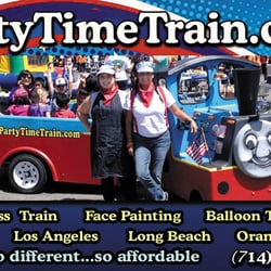 Party Time Train 19 Photos Party Event Planning 11822