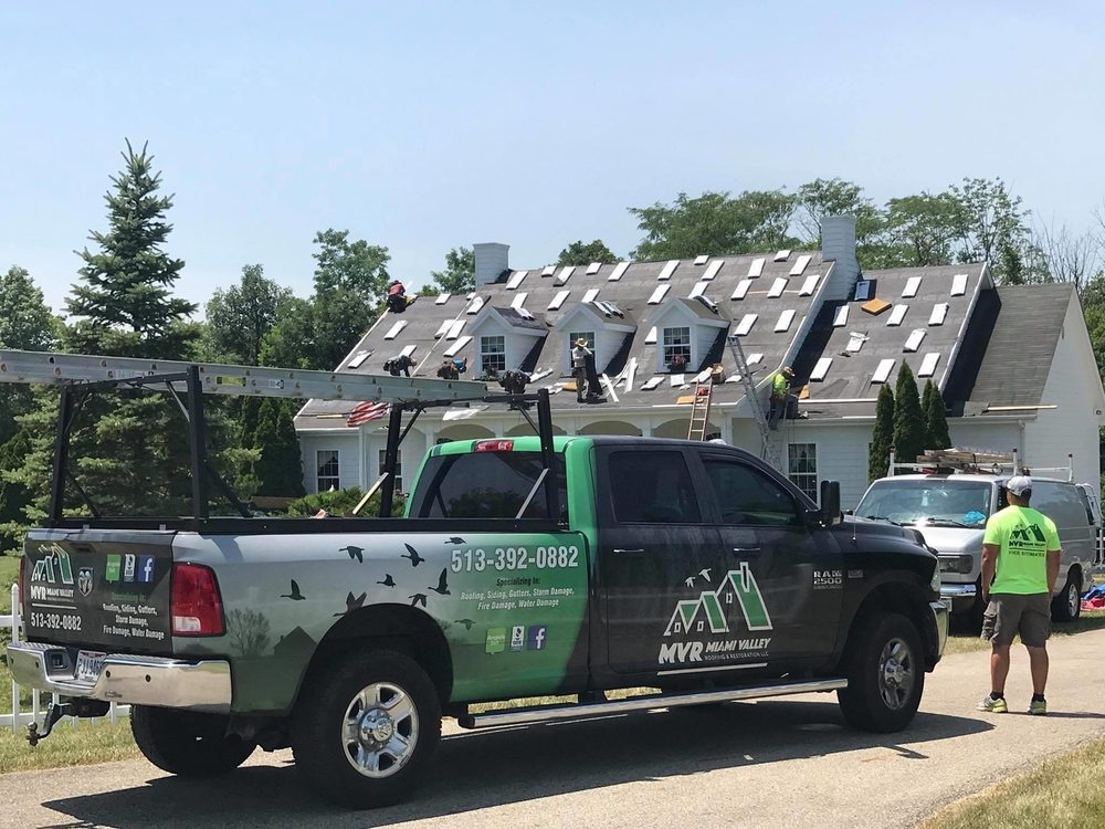 Miami Valley Roofing & Restoration: Waynesville, OH