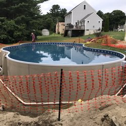 Photo Of Aquarian Pool And Spa Medway Ma United States 18x32 Metric