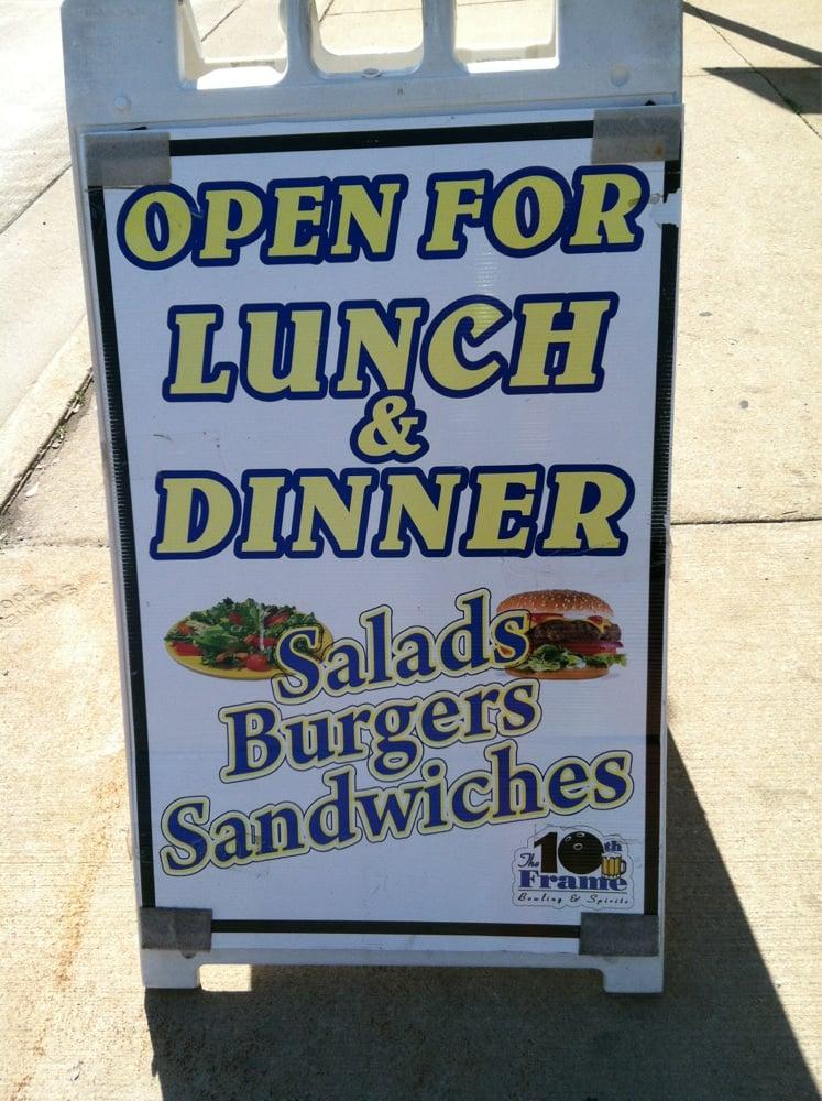 Nice menu variety! - Yelp