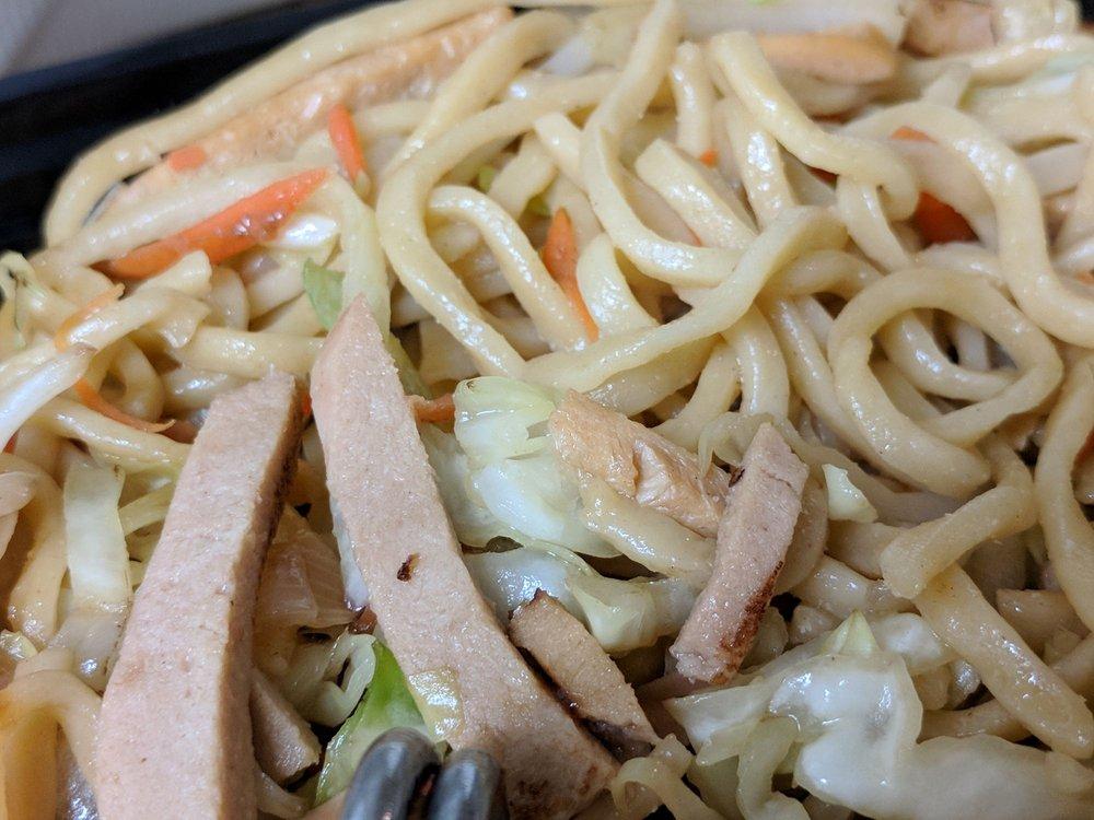 Vegi Ham Chow Mein Yelp