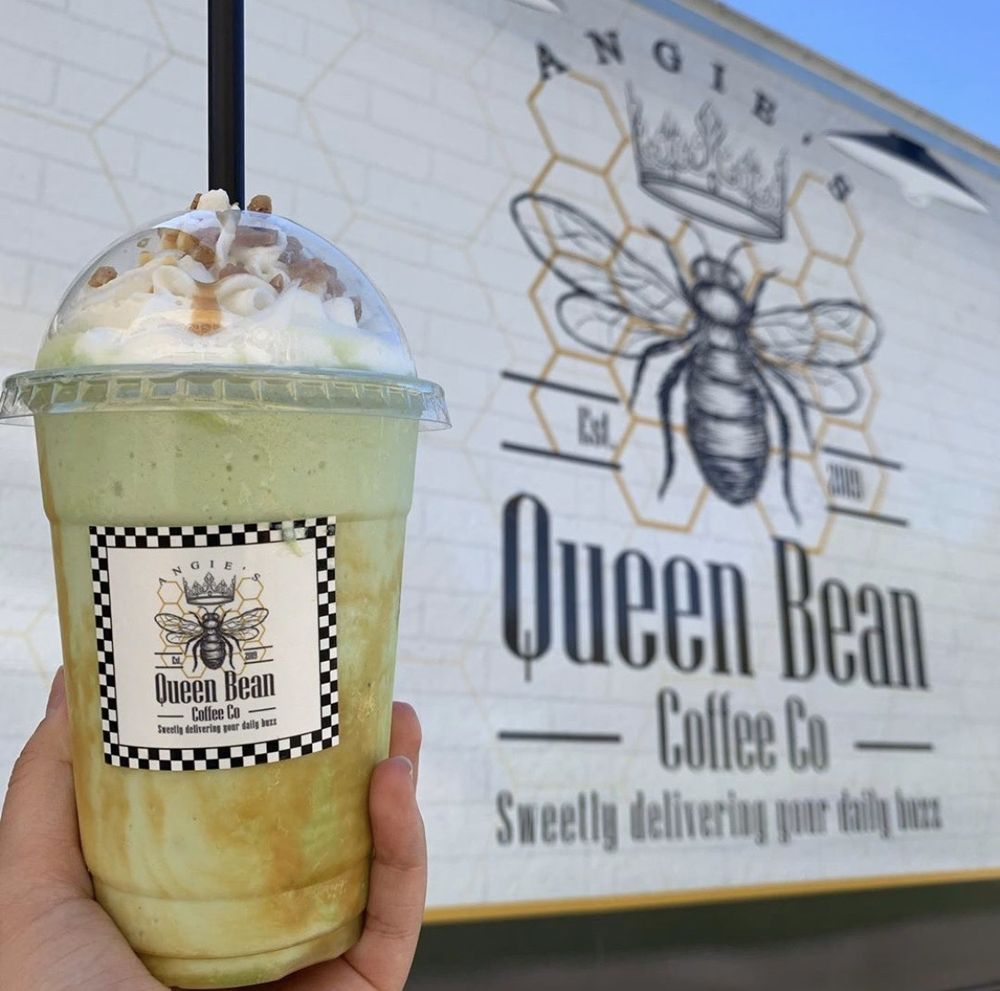 Angie's Queen Bean: Ammon, ID