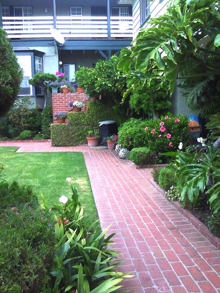 Courtyard Yelp