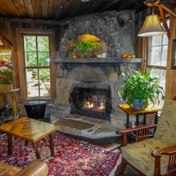 Photo Of Lake Rabun Hotel Restaurant Lakemont Ga United States Fireplace