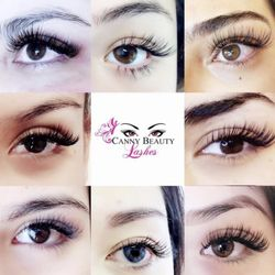 1c7af14fcf0 Photo of Canny Beauty Lashes - Rosemead, CA, United States. Eyelash  extensions done