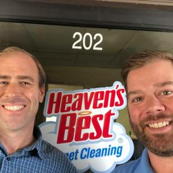 Photo of Heavens Best Carpet Cleaning - El Cajon, CA, United States. Travis