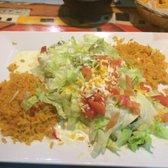 Photo Of Amigos Mexican Restaurant Dublin Oh United States The Burrito Mexicano