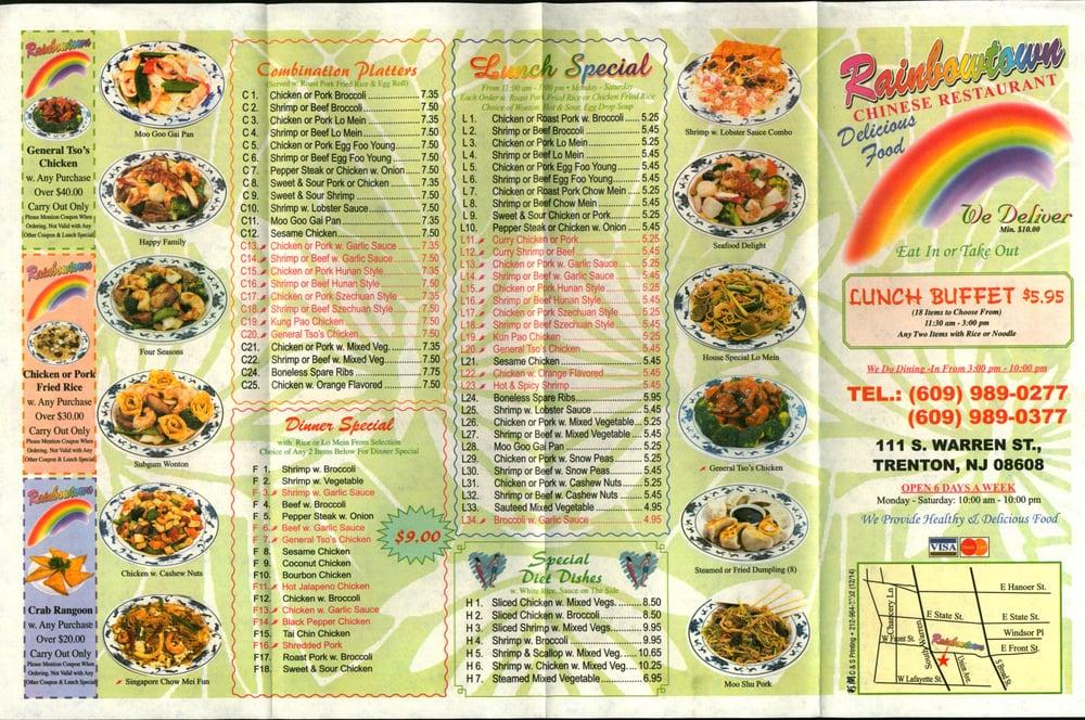 Trenton Chinese Restaurant