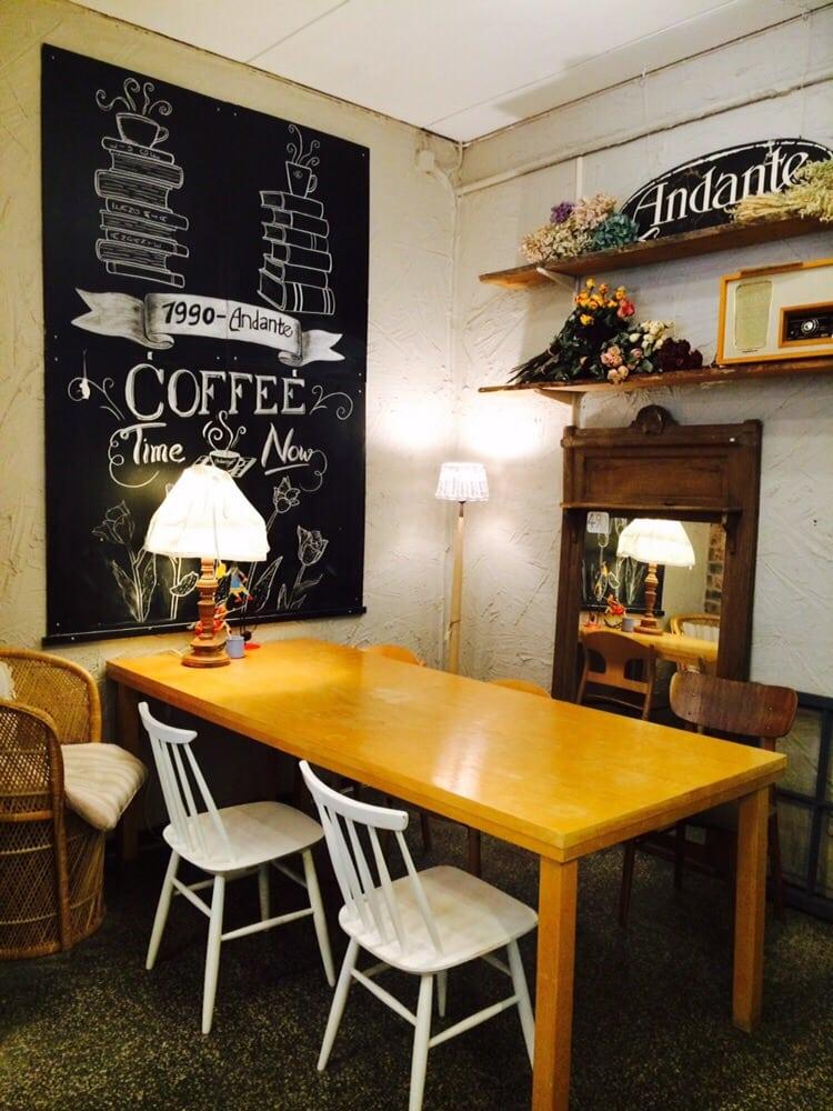 Andante Coffee Helsinki
